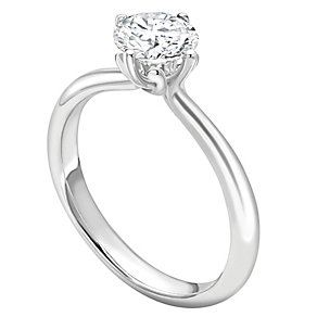 Jan Maarten Asscher 18ct White Gold Diamond  Ring - Product number 4804058