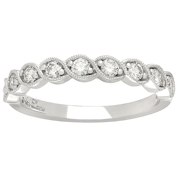 Neil Lane 14ct White Gold 0.37ct Diamond Band - Product number 4805976