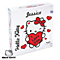Personalised Hello Kitty I Love You Large Crystal Token - Product number 4816870