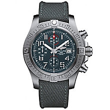Breitling Avenger Bandit 45mm Men's titanium Strap Watch - Product number 4823117
