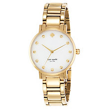 Kate Spade Gramercy Ladies' Gold Tone Bracelet Watch - Product number 4830040