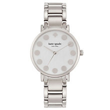 Kate Spade Gramercy Ladies' Stainless Steel Bracelet Watch - Product number 4830059