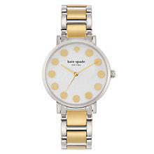 Kate Spade Gramercy Ladies' Two Colour Bracelet Watch - Product number 4830075