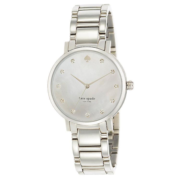 Kate Spade Gramercy Ladies' Stainless Steel Bracelet Watch - Product number 4830172