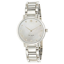 Kate Spade Gramercy Ladies' Stainless Steel Bracelet Watch - Product number 4830172