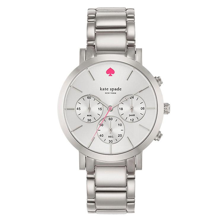 Kate Spade Ladies' Stainless Steel Tone Bracelet Watch - Product number 4830237