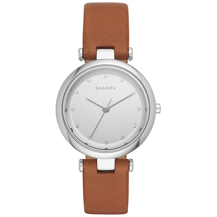 Skagen Tanja Ladies' Stainless Steel Strap Watch - Product number 4830466