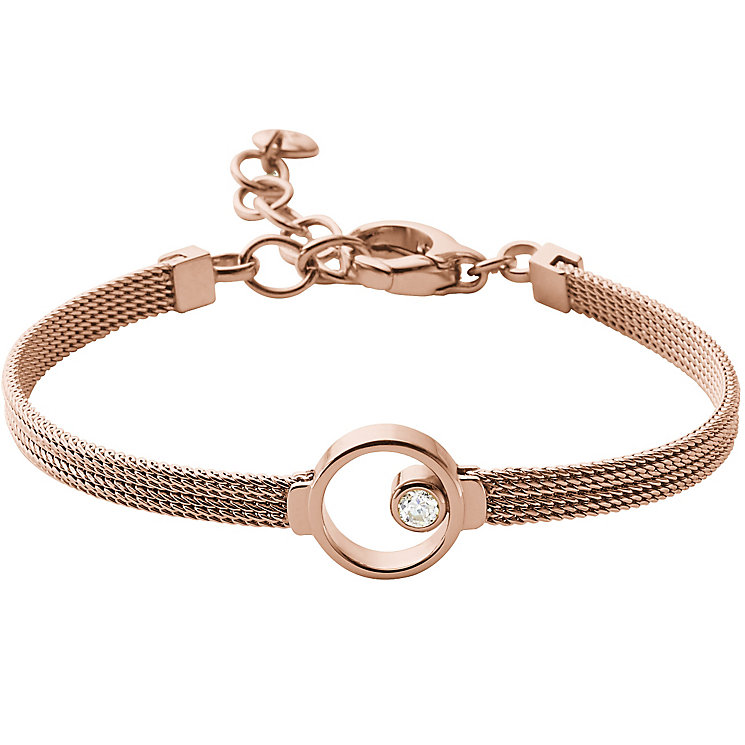 Skagen Rose Gold Tone Bracelet - Product number 4830725