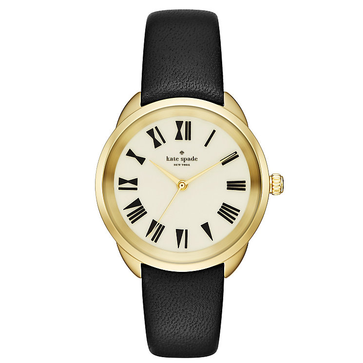 Kate Spade Crosstown Ladies' Gold Tone Bracelet Watch - Product number 4832213