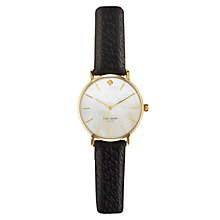 Kate Spade Metro Ladies' Gold Tone Strap Watch - Product number 4832361