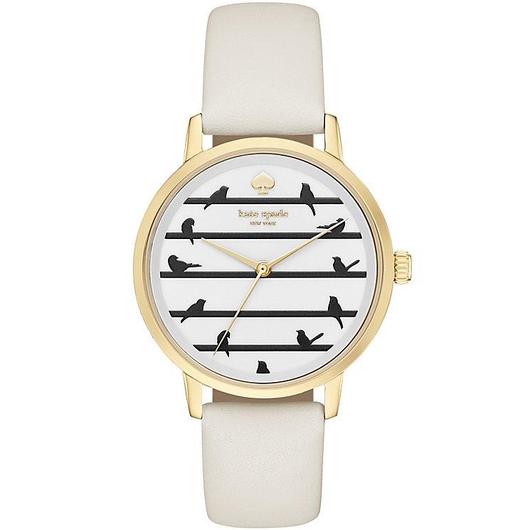 Kate Spade Metro Ladies' Gold Tone Strap Watch - Product number 4832744