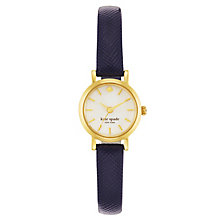 Kate Spade Tiny Metro Ladies' Gold Tone Strap Watch - Product number 4832884