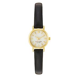Kate Spade Mini Metro Ladies' Gold Tone Strap Watch - Product number 4832892