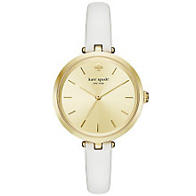Kate Spade Holland Ladies' Gold Tone Strap Watch - Product number 4835506