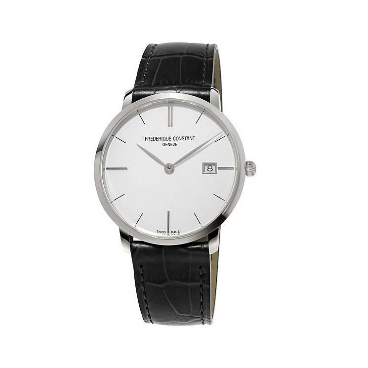 Frederique Constant Men's Stainless Steel Strap Watch - Product number 4841743