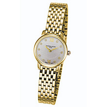 Frederique Constant Ladies' Gold Plated Bracelet Watch - Product number 4842146
