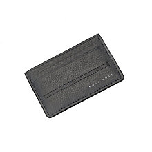 Hugo Boss Men's Black Leather Cardholder - Product number 4842758