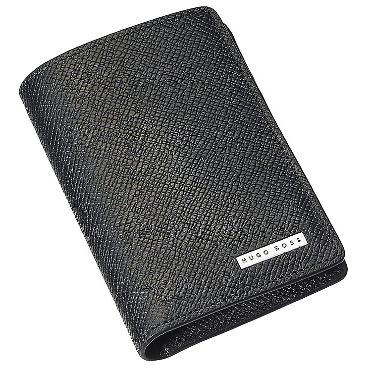 Hugo Boss Men's Black Leather Wallet - Product number 4842987