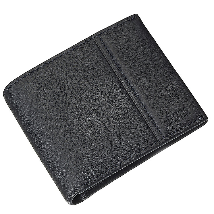Hugo Boss Traveller Men's Black Wallet - Product number 4843215