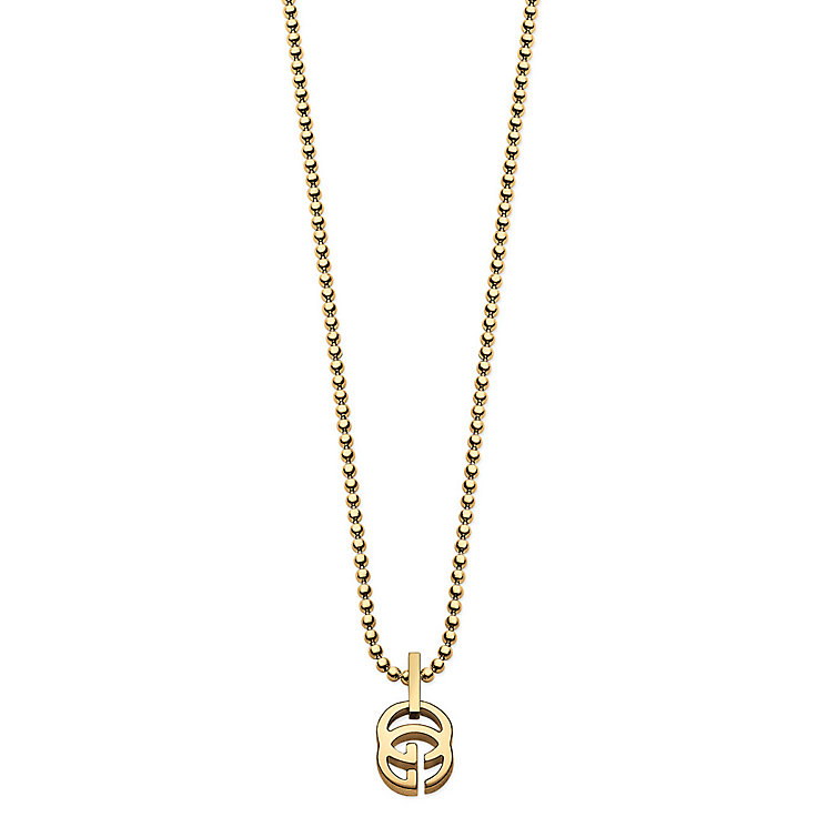 Gucci 18ct Yellow Gold Necklace - Product number 4845838