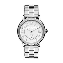 Marc Jacobs Riley Ladies' Stainless Steel Bracelet Watch - Product number 4849183