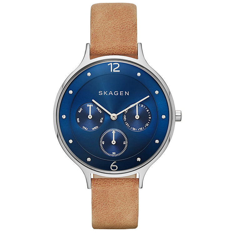 Skagen Anita Ladies' Stainless Steel Strap Watch - Product number 4856481