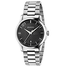 Gucci Men's Stainless Steel Bracelet Watch - Product number 4891775