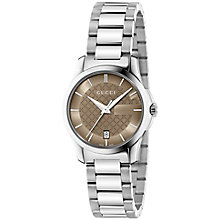 Gucci G-Timeless Ladies' Stainless Steel Bracelet Watch - Product number 4894138