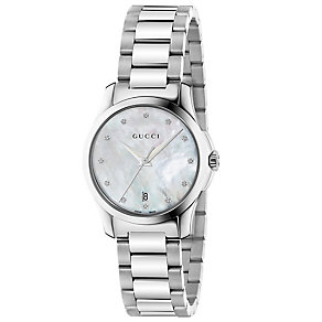 Gucci G-Timeless Ladies' Stainless Steel Bracelet Watch - Product number 4899113