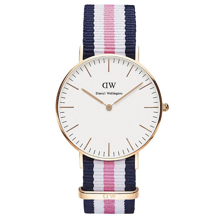 Daniel Wellington Southampton Ladies' NATO Strap Watch - Product number 4899636