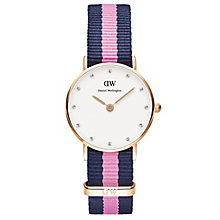 Daniel Wellington Winchester Ladies' NATO Strap Watch - Product number 4899989