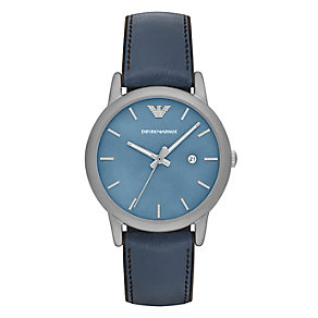 Emporio Armani Men's Stainless Steel Strap Watch - Product number 4904044