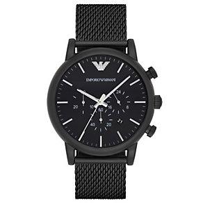 Emporio Armani Luigi Men's Ion Plated Bracelet Watch - Product number 4904206