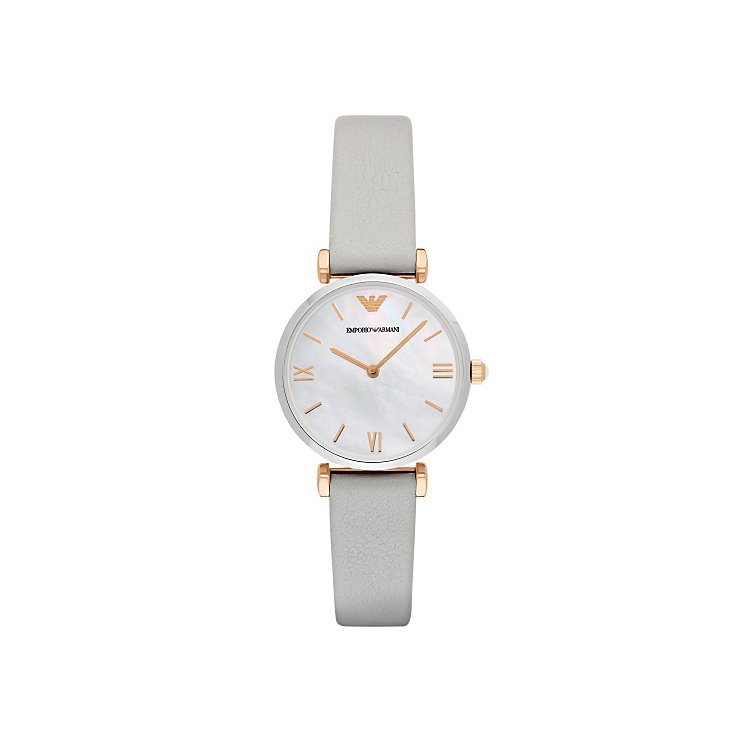 Emporio Armani Ladies' Stainless Steel Strap Watch Watch - Product number 4904303