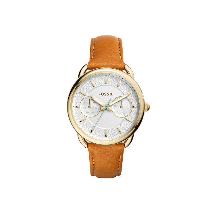 Fossil Ladies' Gold Tone Strap Watch - Product number 4904346