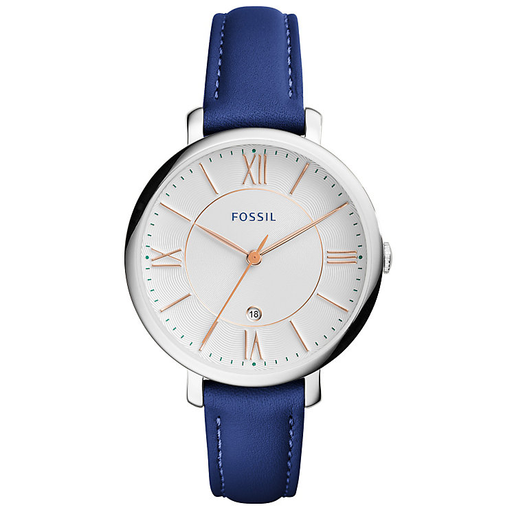 Fossil Ladies' Stainless Steel Strap Watch - Product number 4904389