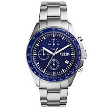 Fossil Men's Stainless Steel Bracelet Watch - Product number 4904400