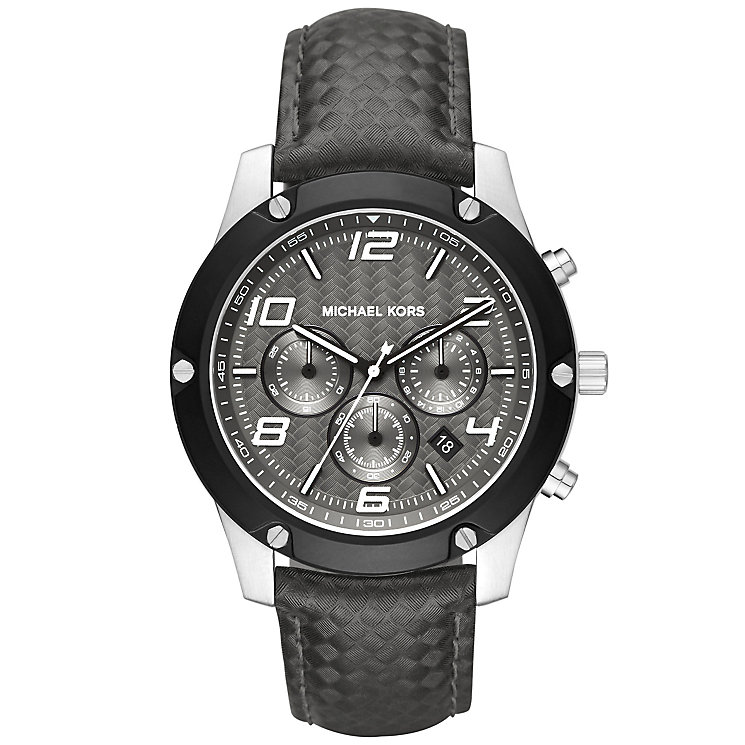 Michael Kors Men's Stainless Steel Strap Watch - Product number 4904737