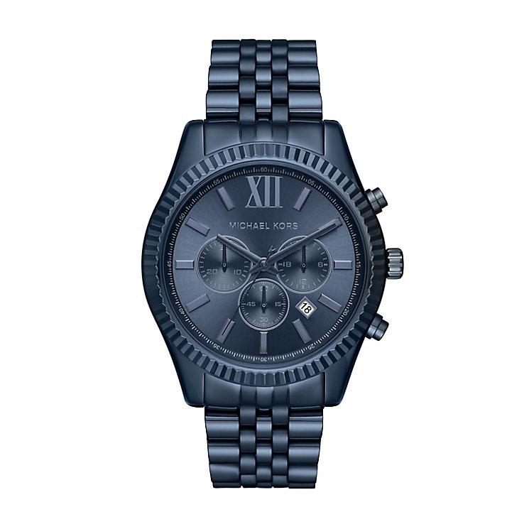 Michael Kors Men's Ion Plated Bracelet Watch - Product number 4904788