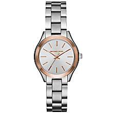 Michael Kors Ladies' Two Colour Bracelet Watch - Product number 4904826
