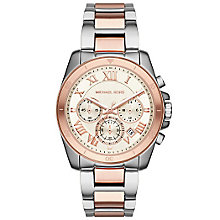 Michael Kors Ladies Two Colour Bracelet Watch - Product number 4904850