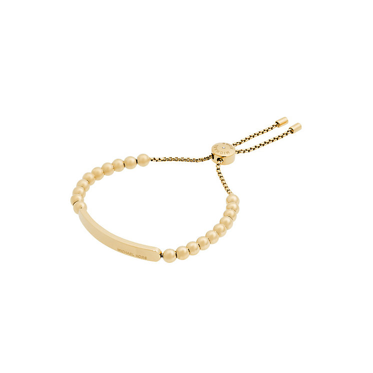 Michael Kors Gold Tone Heritage Bracelet - Product number 4904931