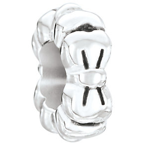Chamilia Silver Bow Bead - Product number 4905733