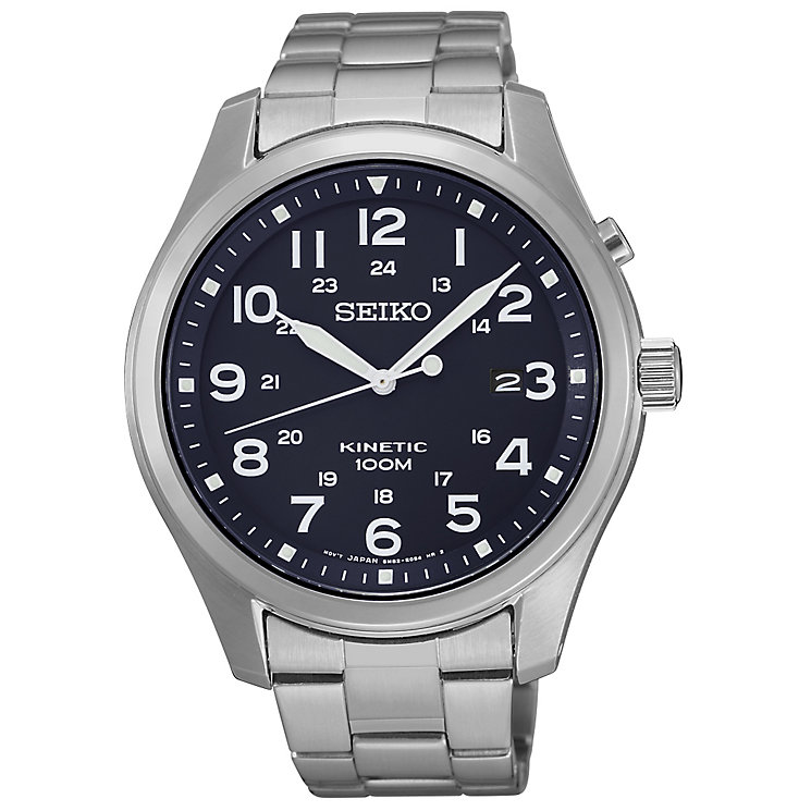 Seiko Men's Stainless Steel Bracelet Watch - Product number 4912233