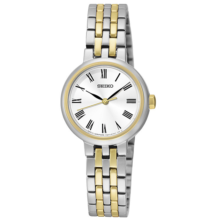 Seiko Ladies' Two Colour Bracelet Watch - Product number 4912322