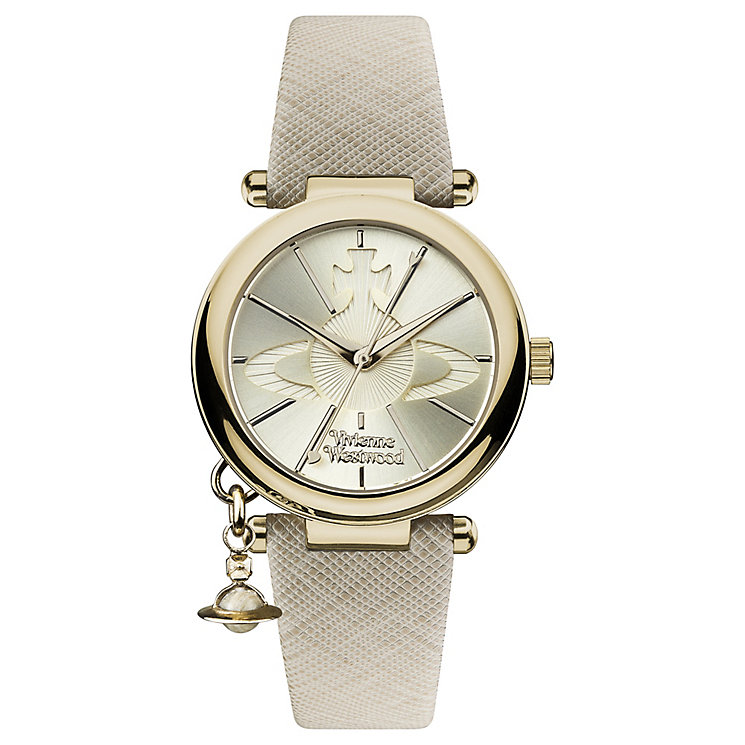 Vivienne Westwood Ladies' Gold Tone Strap Watch - Product number 4912527