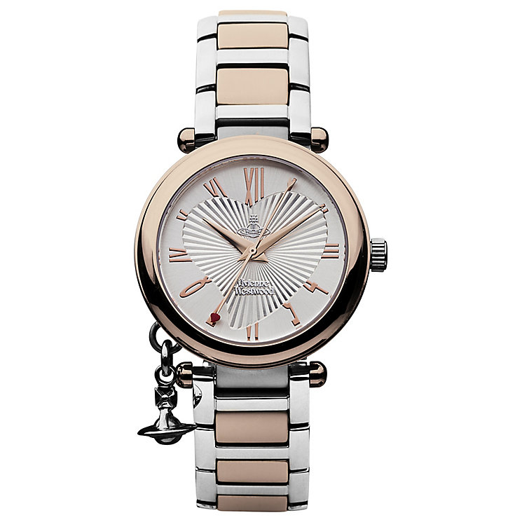 Vivienne Westwood Ladies' Two Colour Bracelet Watch - Product number 4912802