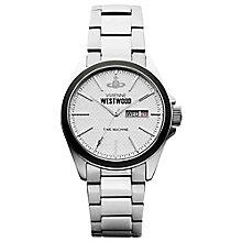 Vivienne Westwood Men's Stainless Steel Bracelet Watch - Product number 4913035