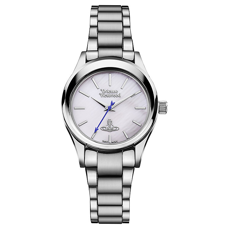 Vivienne Westwood Ladies' Stainless Steel Bracelet Watch - Product number 4913310