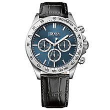 Hugo Boss Men's Stainless Steel Strap Watch - Product number 4913493